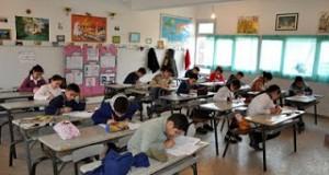 الدورة الاستدراكية لامتحان شهادة التعليم الابتدائي غدا الاربعاء25جوان2014