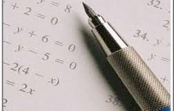 فرض الثلاثي الثالث مادة الرياضيات السنة الثانية متوسط -متوسطة الشهيد يلقاسم صابة باتنة العام الدراسي2013/2014