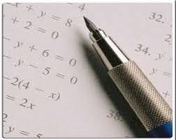 اختبارات مادة الرياضيات السنة الرابعة متوسط