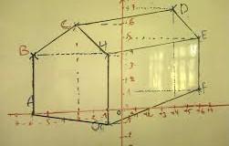 مذكرات مادة الرياضيات (الهندسة)السنة الاولى ثانوي جذع مشترك اداب وفلسفة